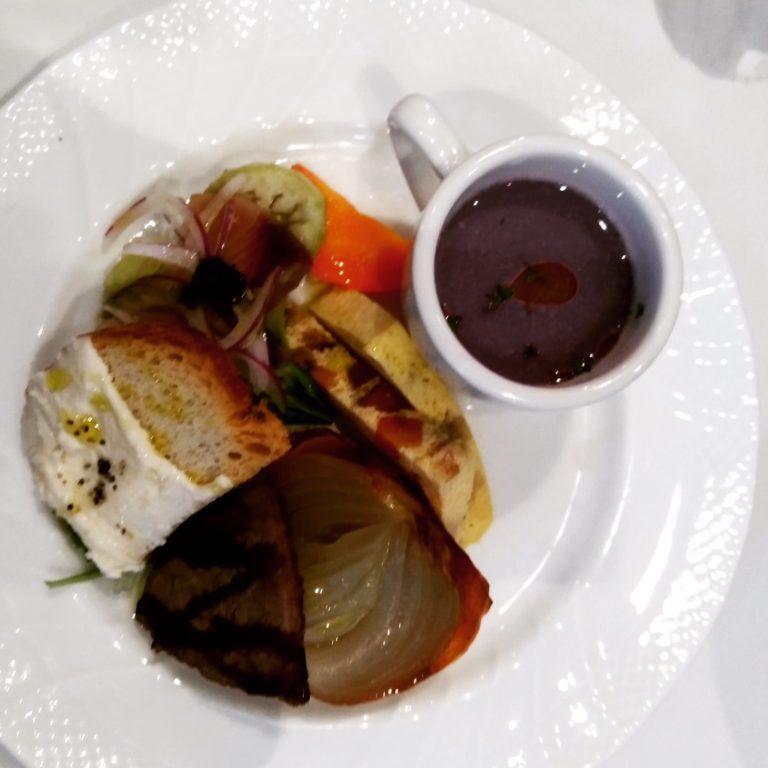 岡山市のイタリア食堂Mammのランチ