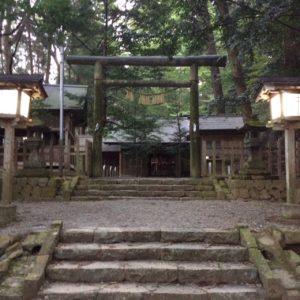 宮崎県高千穂町岩戸神社