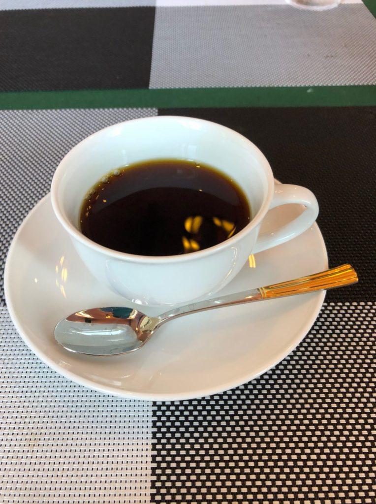 くまキッチンさんのタイムランチ食後のコーヒー