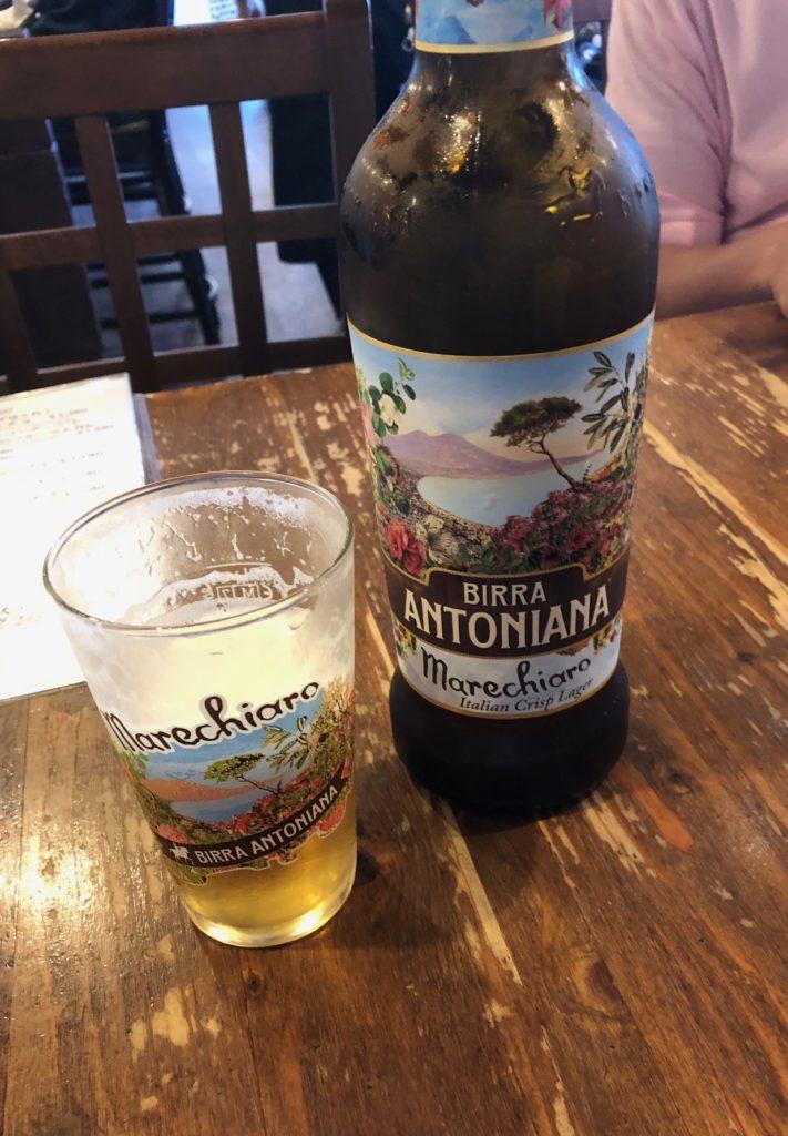 イタリアのなんちゃらビール