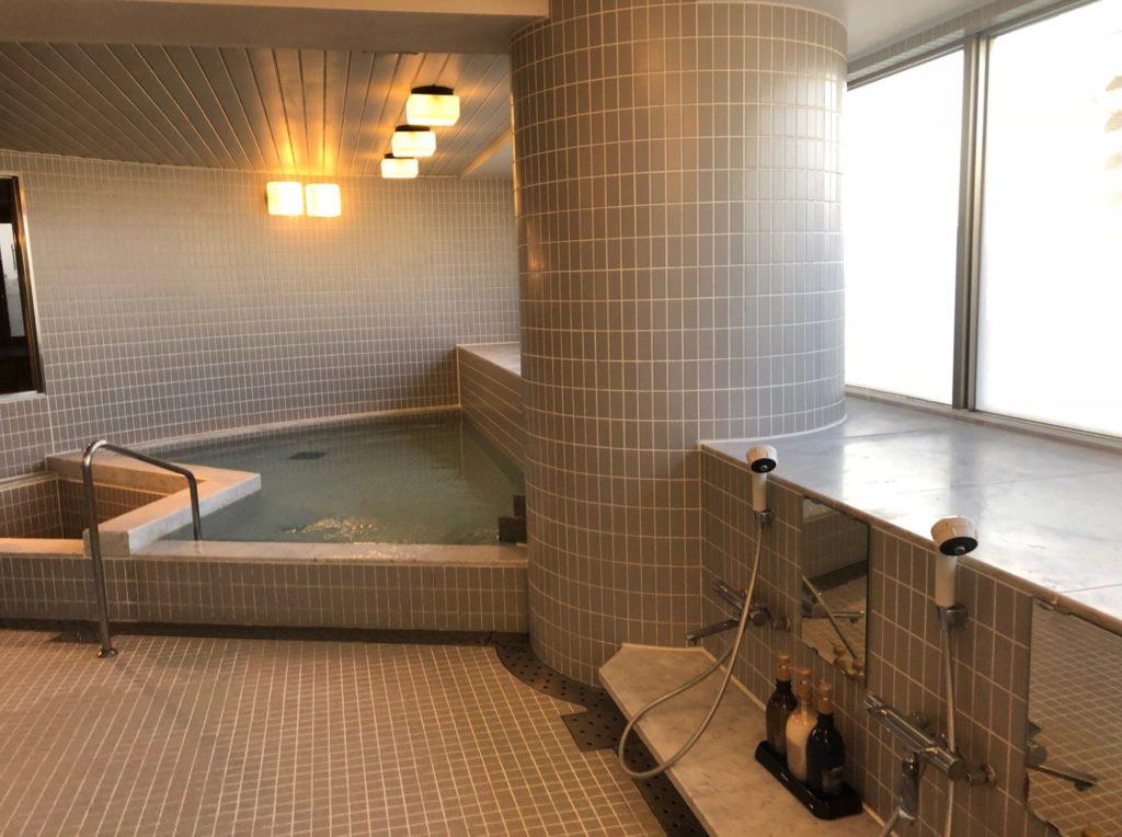 ホテル芦屋竹園の大浴場