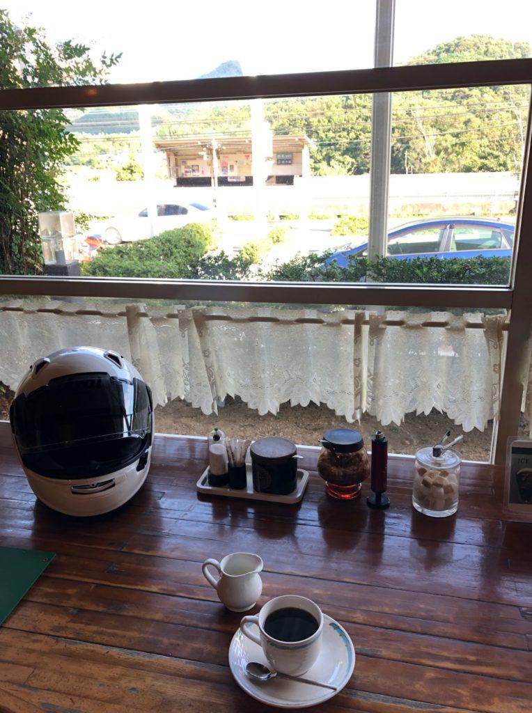 まんのう町羽間の峠のコーヒー