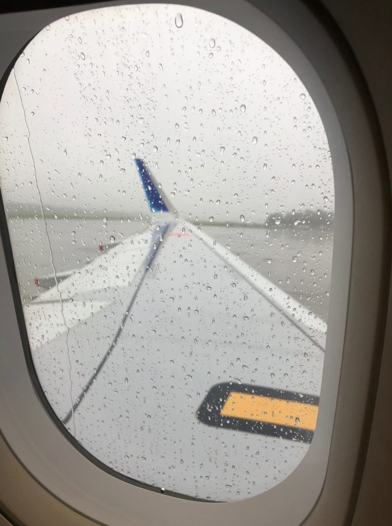 高松空港発ANA532便