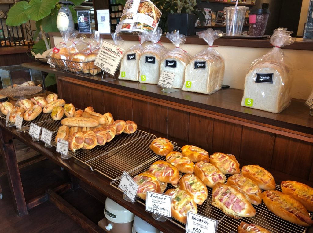 PAIN & CAFE Ameriの食パン
