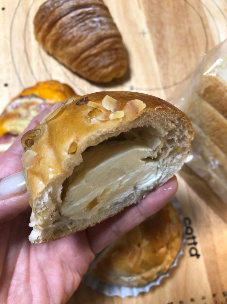 PAIN & CAFE Ameriのチーズ