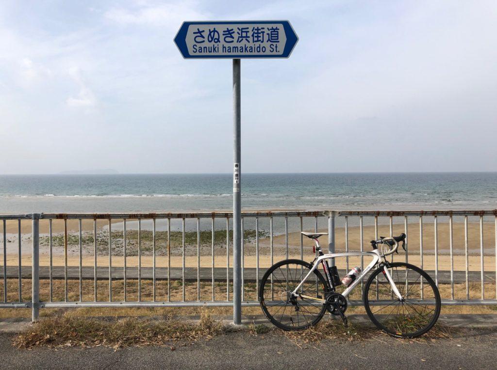 18/12/01の仁尾サンビーチ