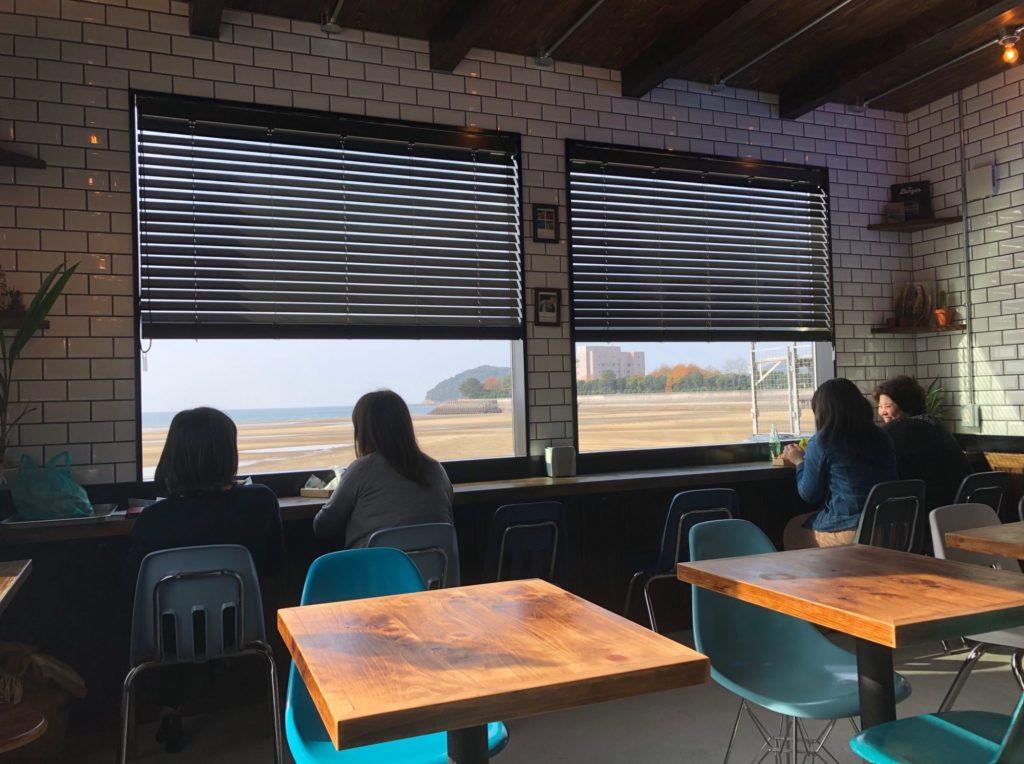 BAKE STUDIO OKAZAKIの景色