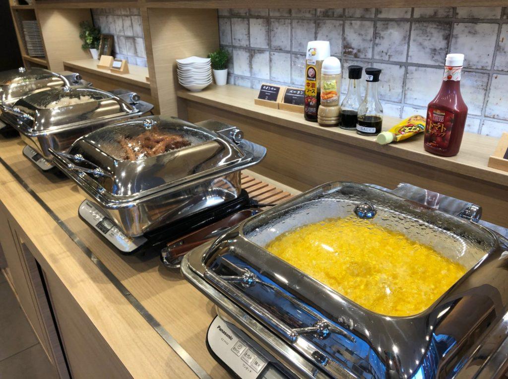 LOHAS赤坂の肉と卵料理