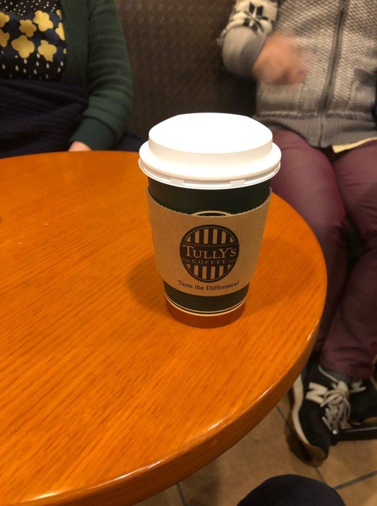 タリーズコーヒー六本木一丁目店