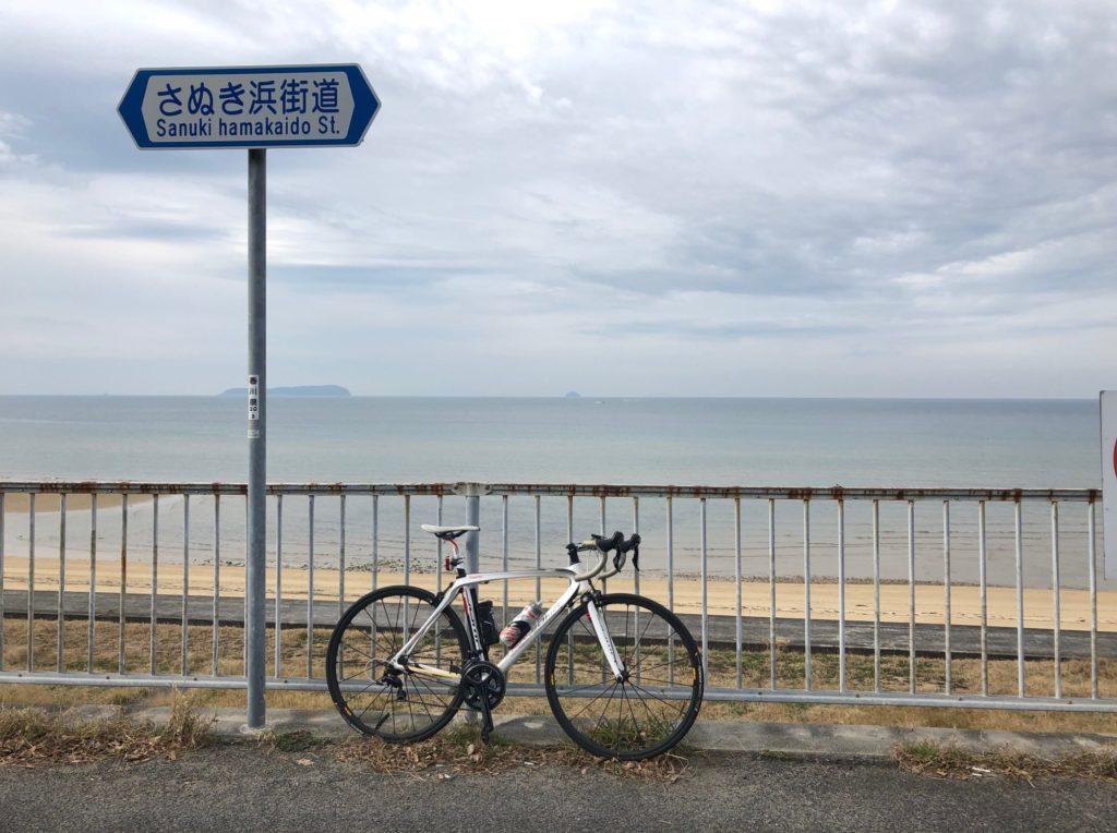 18.12.16の仁尾サンビーチ