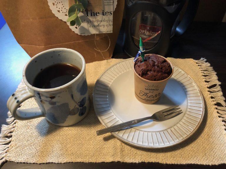 mariの手作りチョコケーキ