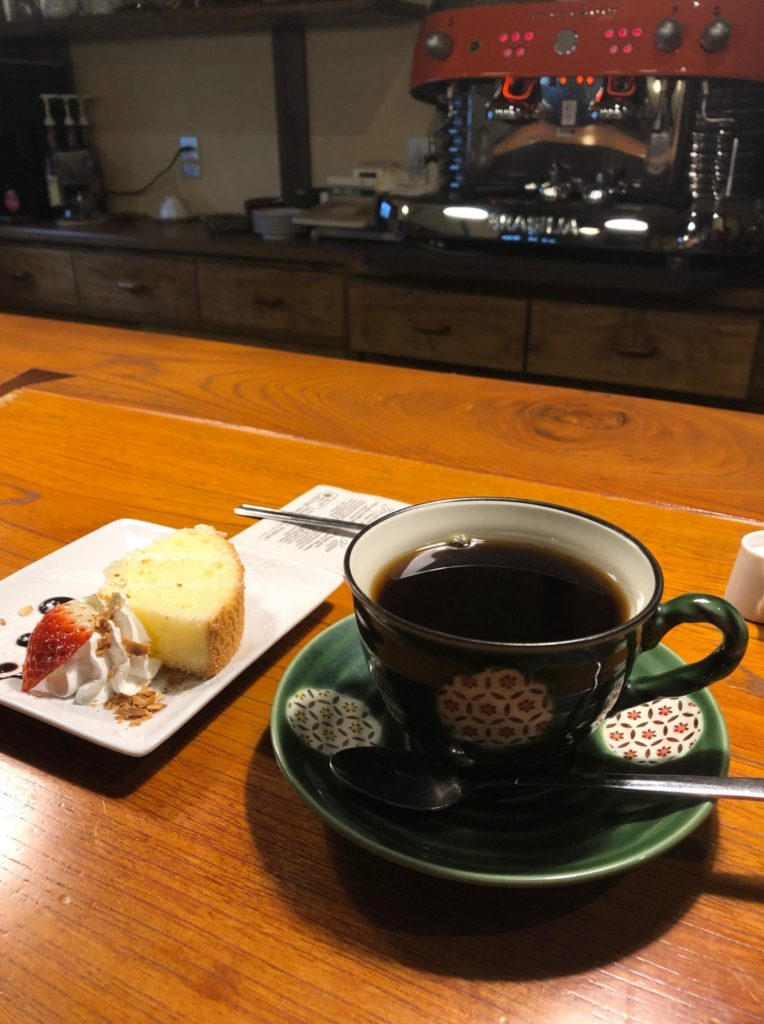 Cafe Ta蔵のデザート&コーヒー