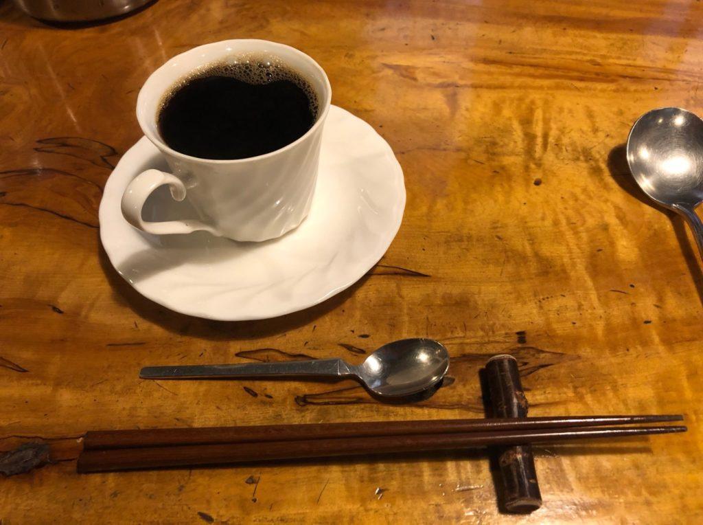 百姓屋敷わらの玄米コーヒー