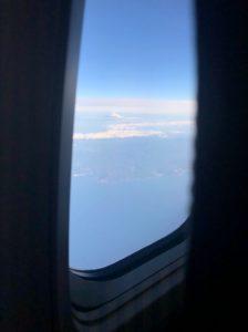 2019.01.17の富士山を上空から