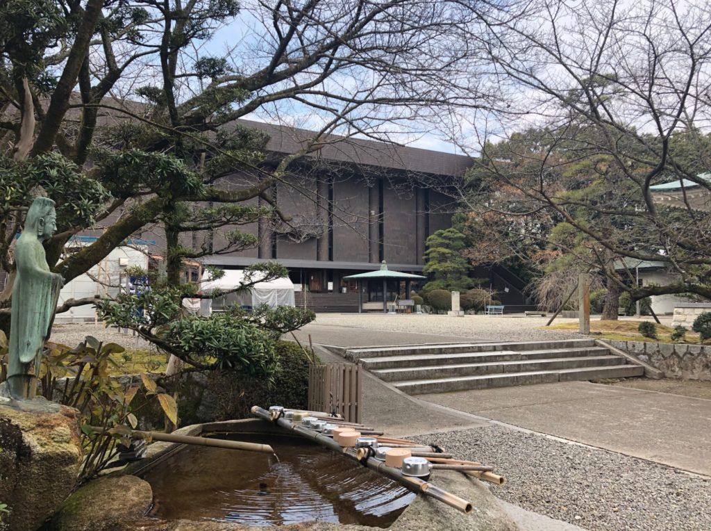 四国第六十一番札所香園寺