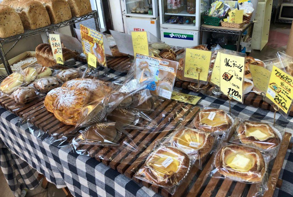 善通寺市「三村のパン」の菓子パン