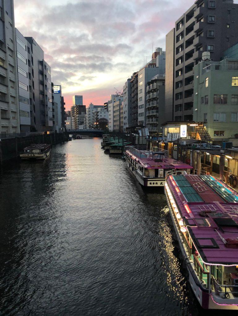 19/02/23暮れなずむ浅草橋
