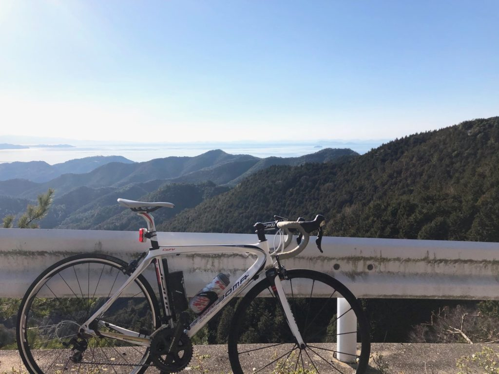2019/03/24切山峠にてパチリ