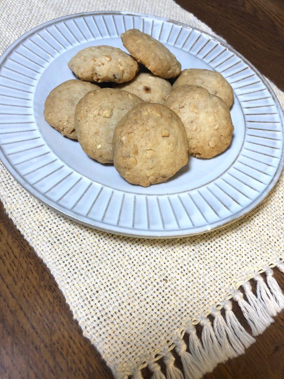 稲田多佳子さんのアーモンドクッキー