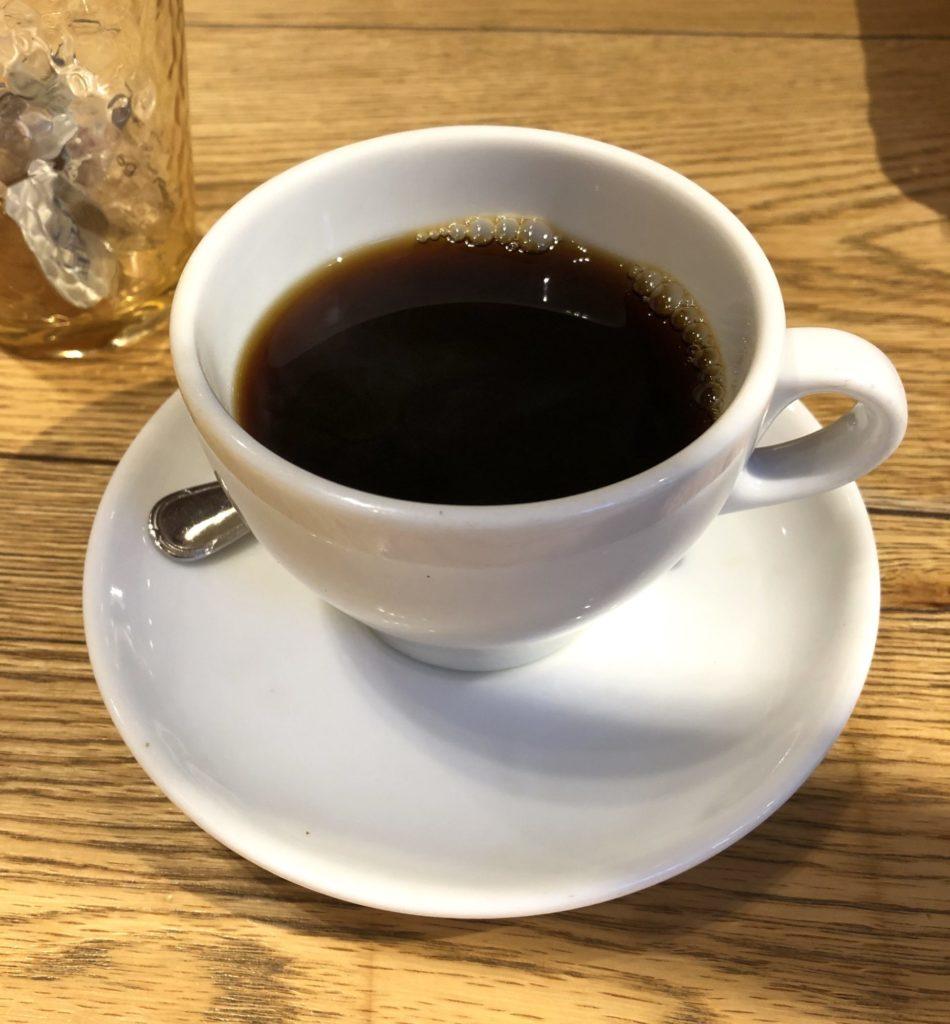 マカロニのモーニングコーヒー