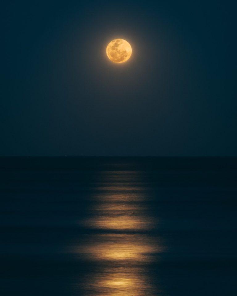 田中麻由さまのイメージ月と水