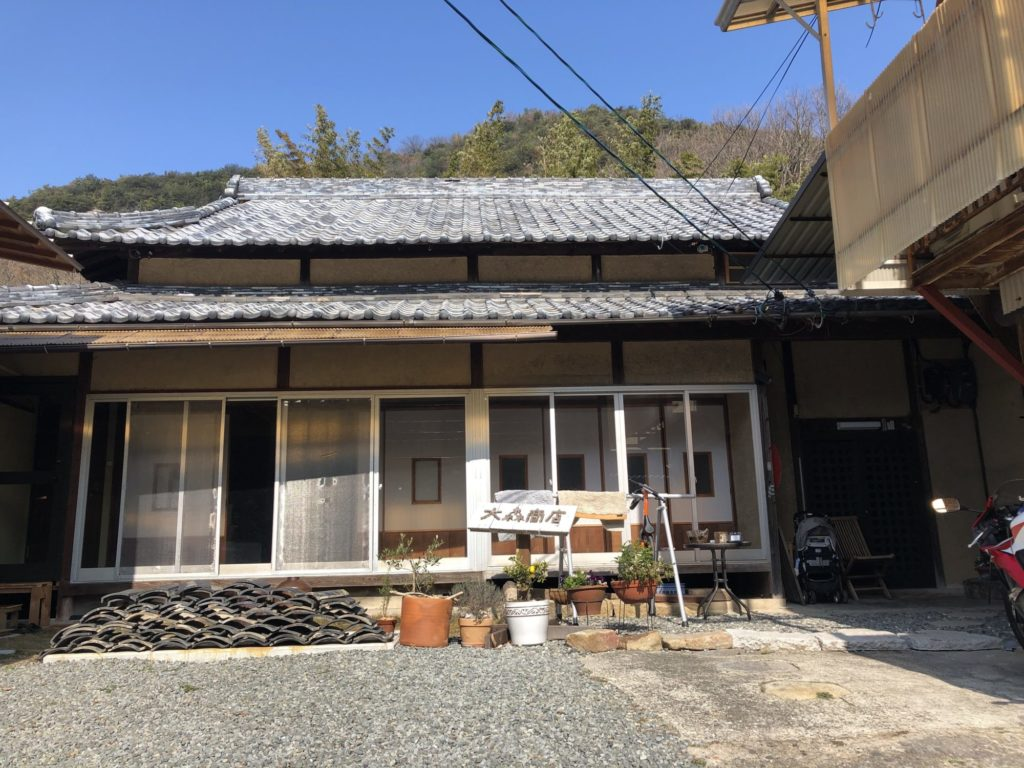 香川県荘内半島の大森商店