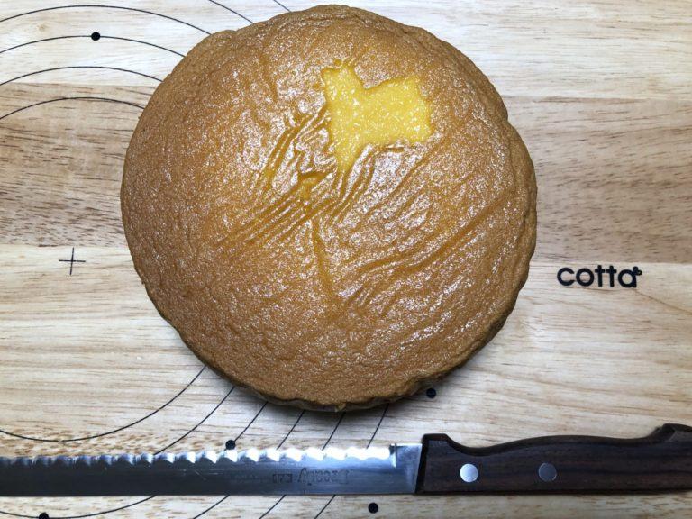 さやココさんのオンラインスポンジケーキ