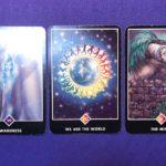 OSHO禅タロットカード3枚引